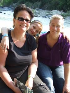 Marielle, Petra & Selina 5